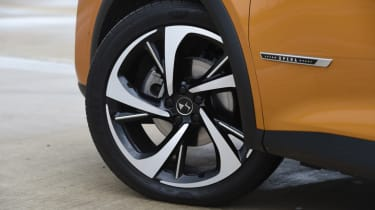 DS 7 Crossback alloy wheel