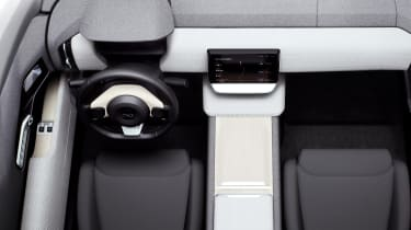 Lightyear One - interior