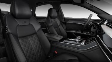 Audi S8 - interior