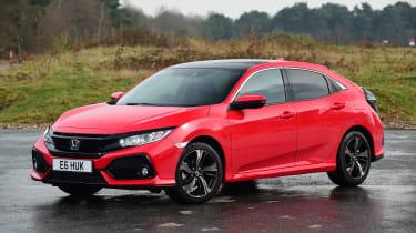 Honda Civic - front static