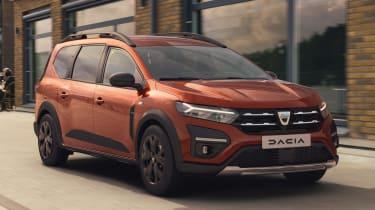 Dacia Jogger - front static