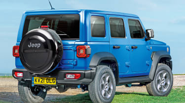 Baby Jeep SUV - rear (watermarked)
