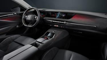 DS 4 - interior