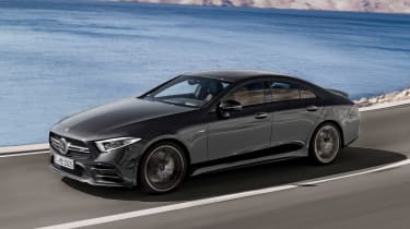 Mercedes-AMG CLS 53 - front