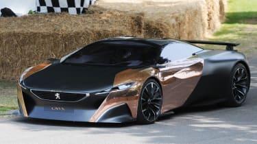 Peugeot Onyx front
