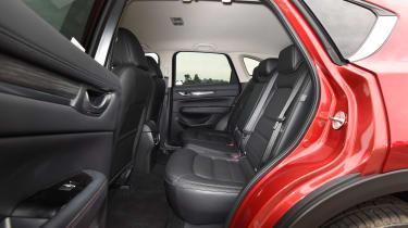 Mazda CX-5 SUV - back seats