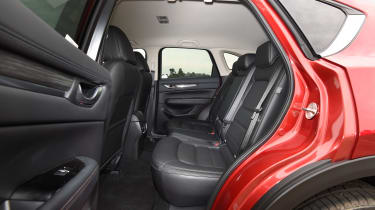 Mazda CX-5 SUV - back seats