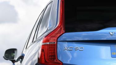 Volvo XC90 - rear light