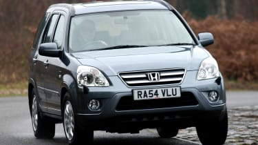 Best cars for £1,500 or less - Honda CR-V