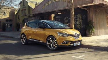 Renault Scenic - front static