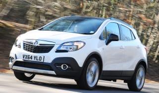 Vauxhall Mokka whisper diesel front