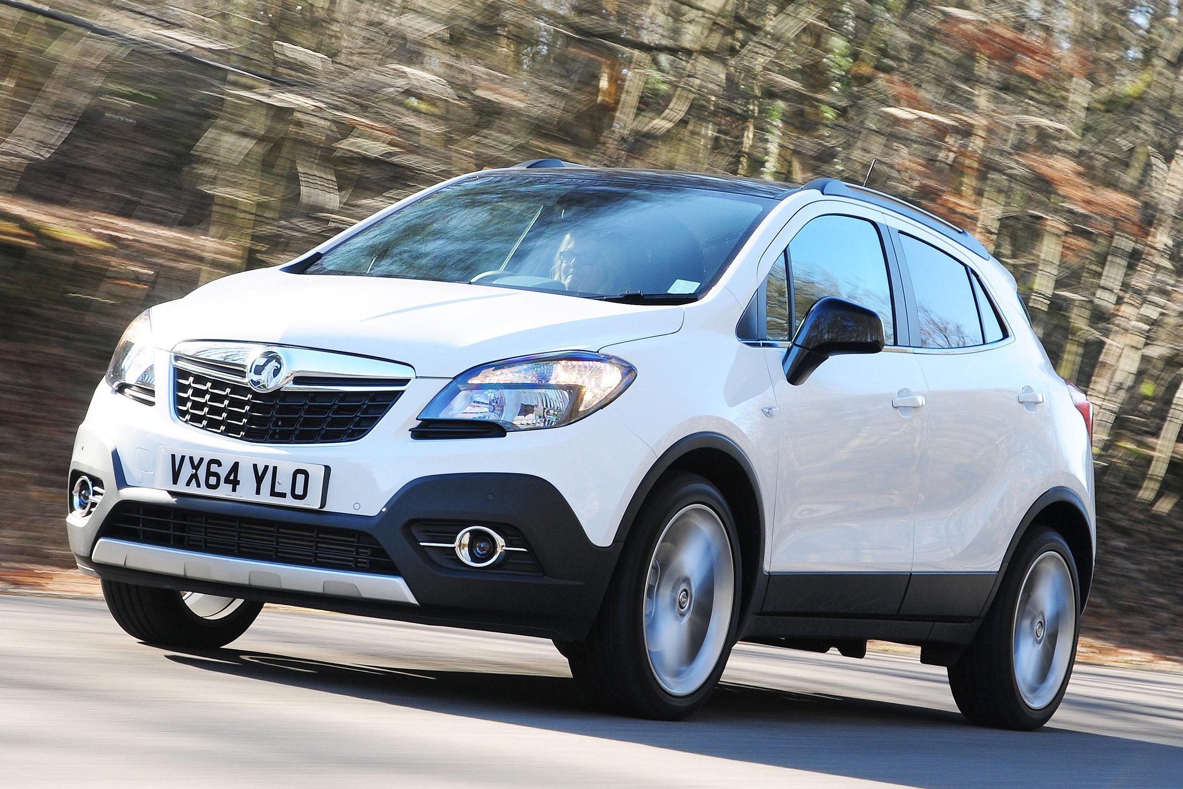 Vauxhall Mokka Diesel Review Auto Express