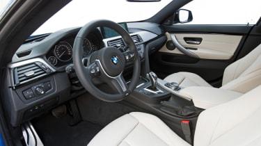 BMW 4 Series Gran Coupe 2014 interior