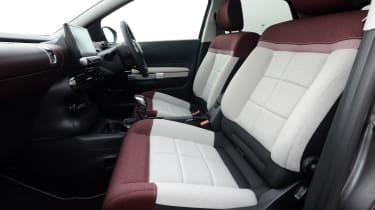 Citroen C4 Cactus - front seats