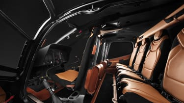 ACH130 Aston Martin Edition - interior