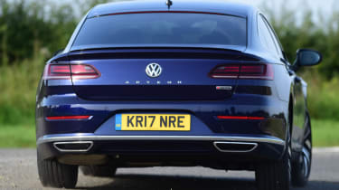 Volkswagen Arteon review - rear