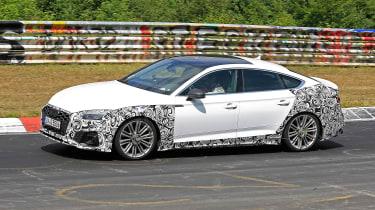 Audi S5 Sportback - spyshot 3