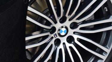 BMW 5 Series long termer - first report wheel