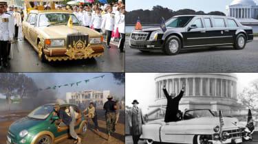 President's cars