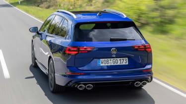 Volkswagen Golf R Estate - rear