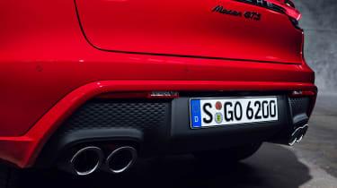 Porsche Macan GTS - rear details