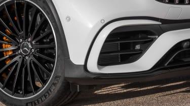 Mercedes-AMG GLC 63 - front detail