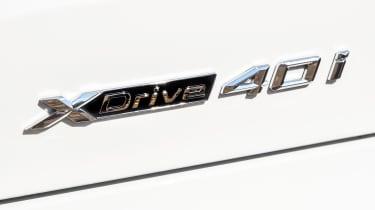 BMW X5 - Badge