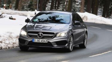Mercedes-AMG CLA A45 Shooting Brake