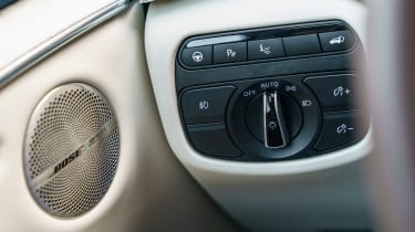 Infiniti QX50 - buttons