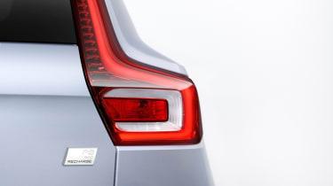 Volvo XC40 P8 Recharge - brake light