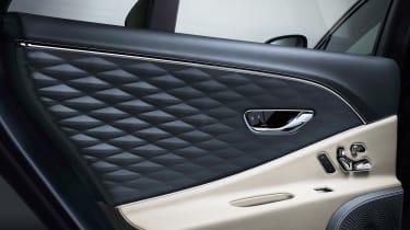 Bentley Flying Spur - door lining