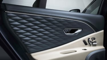Bentley Flying Spur - door lining