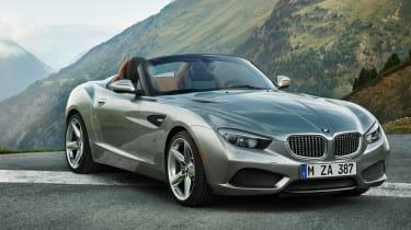 BMW Z4 Zagato front