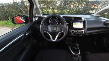 Honda Jazz - dash