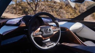 Lexus LF-1 Limitless - interior