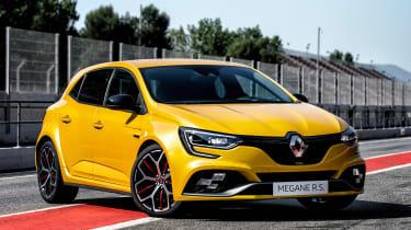 Renault Megane RS Trophy - front static