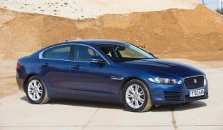 Used Jaguar XE - front
