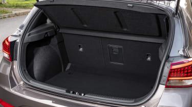 New Hyundai i30 boot