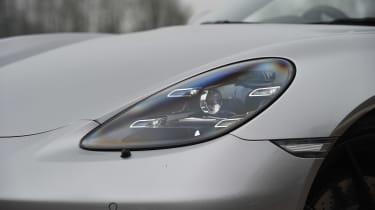 Porsche 718 Boxster GTS - front light