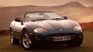 British classics - Jaguar XK