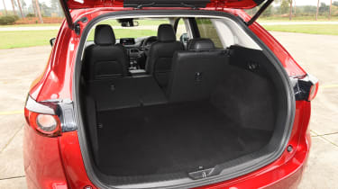 Mazda CX-5 SUV - boot