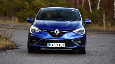 Renault Clio - cornering