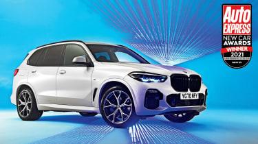 BMW X5 - New Car Awards 2021