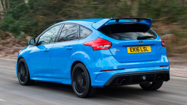 Ford Focus RS Mountune - rear