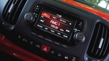 Fiat 500L detail