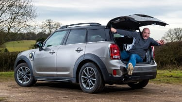 MINI Countryman PHEV - long term final report header