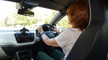 SEAT Mii electric - long termer first report driving
