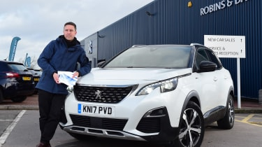 Peugeot 3008 - long term update 2 header