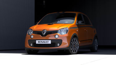 Renault Twingo GT - full front