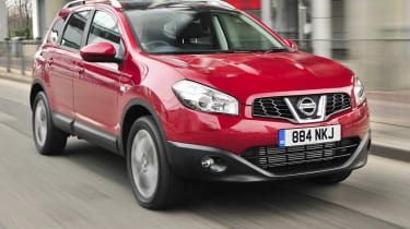 Unlike many competitiors the Qashqai is available with seven seats.
